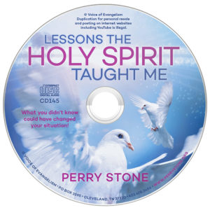 CD145 - Lessons the Holy Spirit Taught Me -0