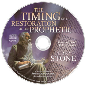 CD146 - The Timing of the Restoration of the Prophetic-0