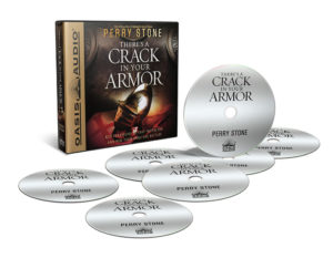Crack in Your Armor Audio Book-2837