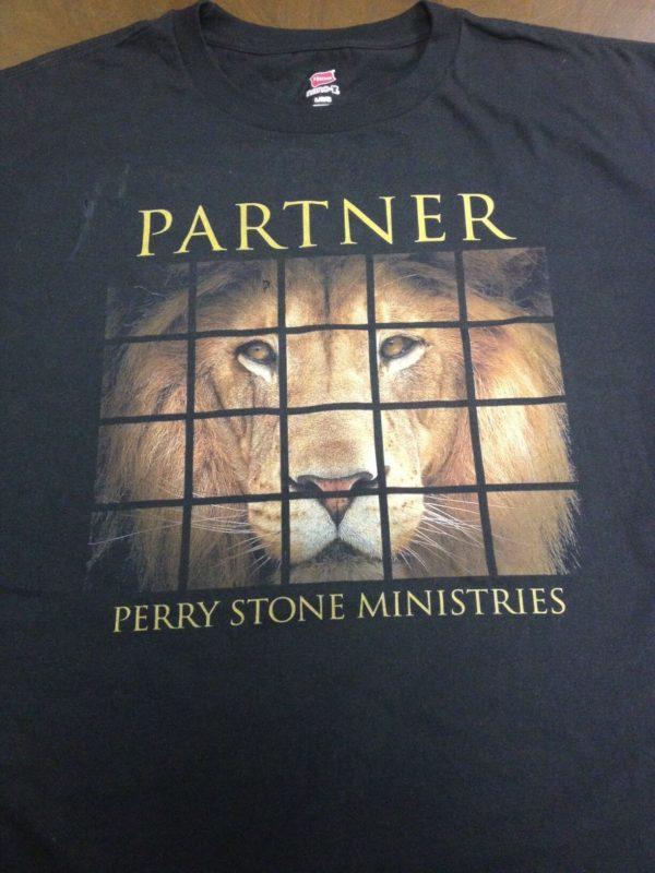 PSF-T1XX PSF T-Shirt #1 Lion (2X-LRG)-0