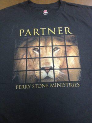 PSF-T1M PSF T-Shirt #1 Lion (MEDIUM)-0