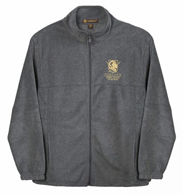 PSF-JKG-2X Partner Fleece Jacket (2X-Large)-0