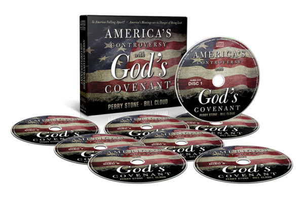 America's Controversy with God's Covenant Audio Book-3171