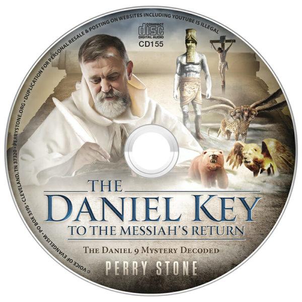 CD155 Daniel's Key Concerning the Return of Christ-0