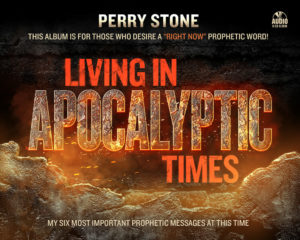 Living in the Apocalyptic Times Audio CD album-0