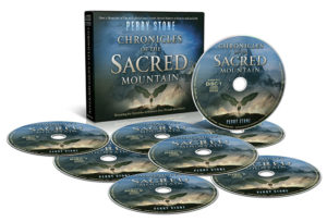 Chronicle of the Sacred Mountain Audio Book-3270