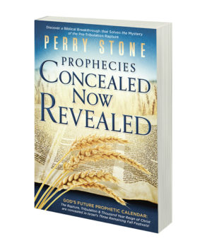Prophecies Concealed Now Revealed Book-3308