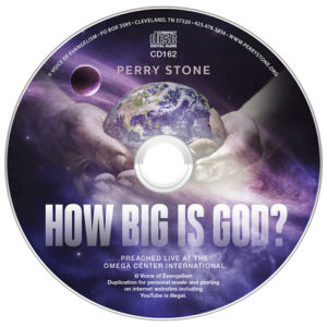 How Big is God?-0