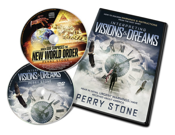 Interpreting Visions & Dreams DVD Pkg-3357