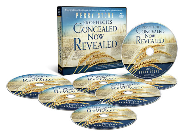 Prophecies Concealed Now Revealed Audio Book-3389