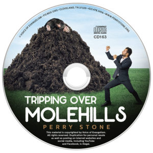 Tripping Over Molehills-0