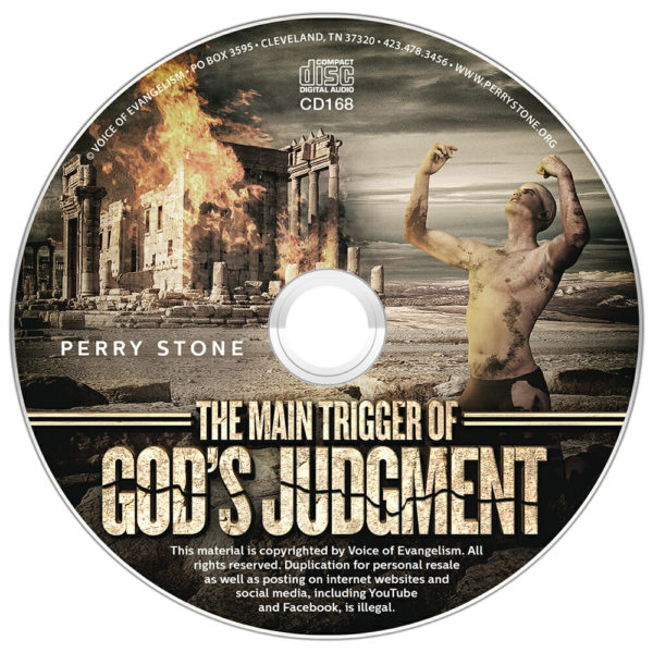 The Main Trigger of God's Judgement-0