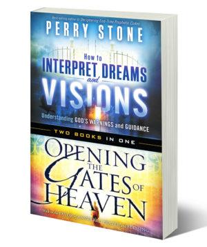 2N1 Interpreting Dreams & Visions and Opening the Gates of Heaven (2 Best Sellers in 1)-3413