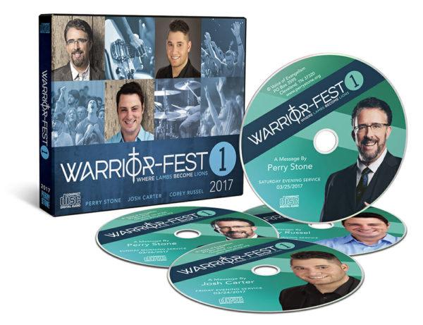 2017 Warrior-Fest #1 Conference CDs-3576