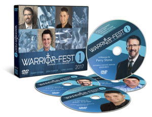 2017 Warrior-Fest #1 Conference DVDs-3578