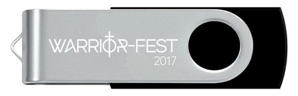 USB of 2017 Warrior Fest 1 & 2 Conferences-0