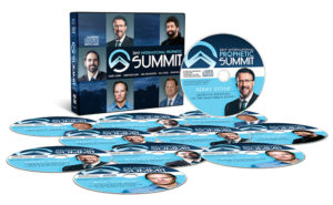 2017 Prophetic Summit Conference CD Album-3607