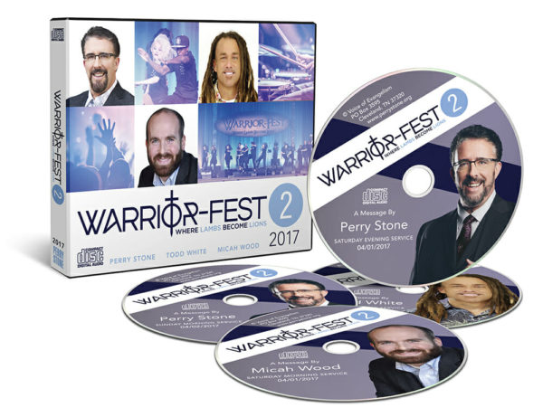 2017 Warrior-Fest #2 Conference CDs-3627