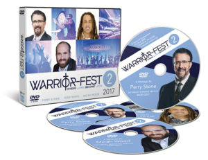 2017 Warrior-Fest #2 Conference DVDs-3623