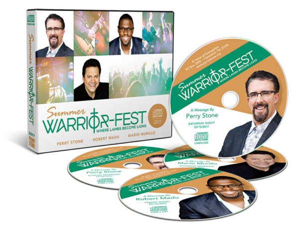 2017 Warrior-Fest #3 Summer Conference CDs-3652