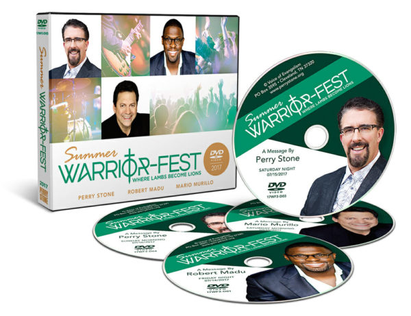 2017 Warrior-Fest #3 Summer Conference DVDs-3654
