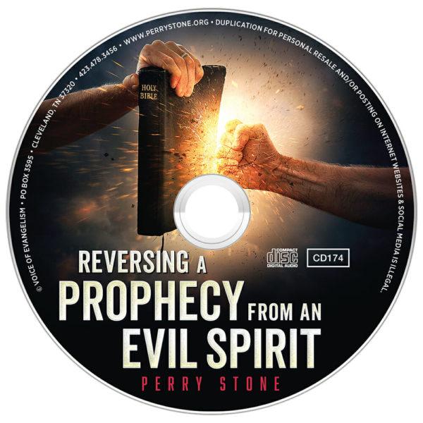 Reversing a Prophecy from an Evil Spirit-0