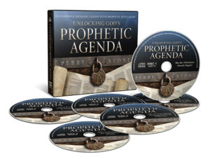 Unlocking God's Prophetic Agenda Audio CD album-3694