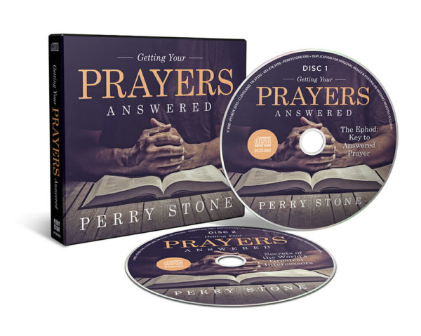 Getting Your Prayers Answered -3759