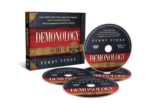 Demonology 101-3755
