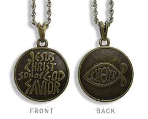 Savior Necklace -3745