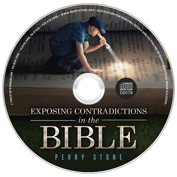 Exposing the Contradictions in the Bible-0