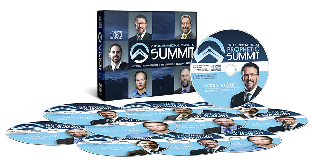 2018 Prophetic Summit Conference CD Album
