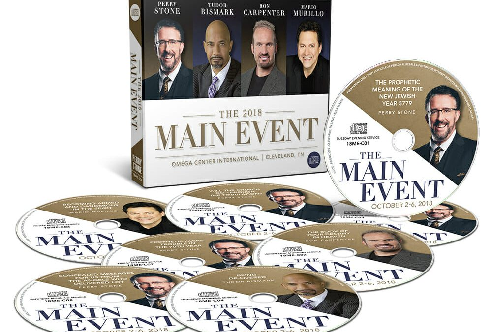 2018 Main Event Conference CD Album
