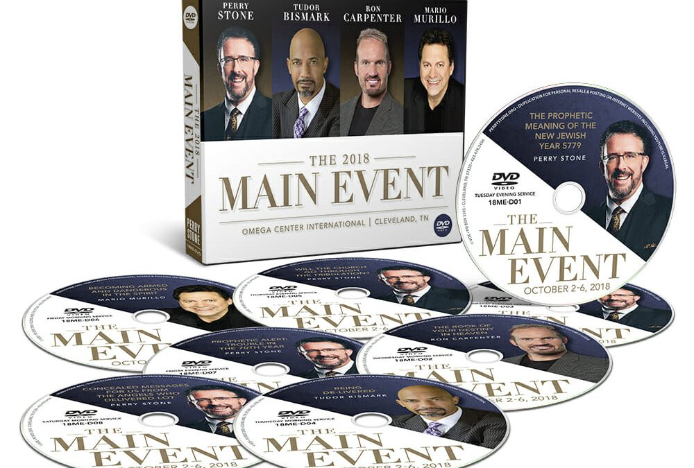2018 Main Event DVD Album