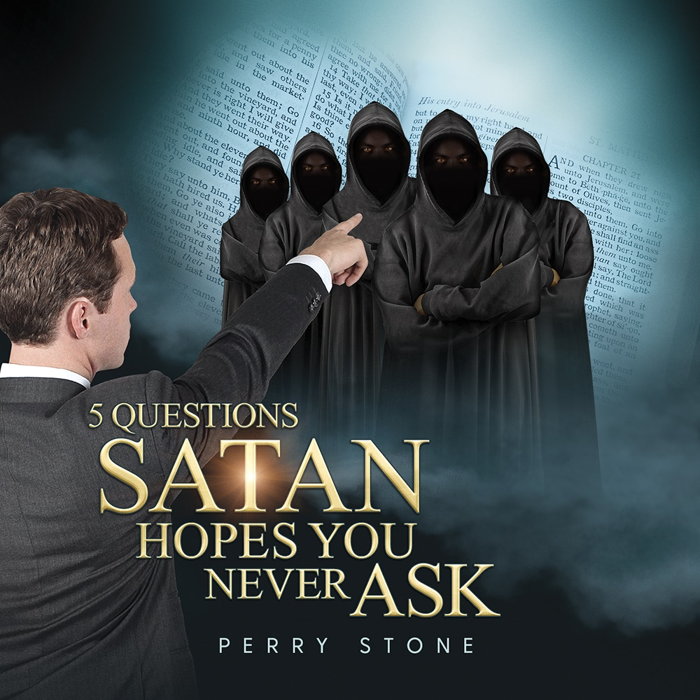 Lucifer Question: DLCD087 - 5 Questions Satan Hopes You Never Ask