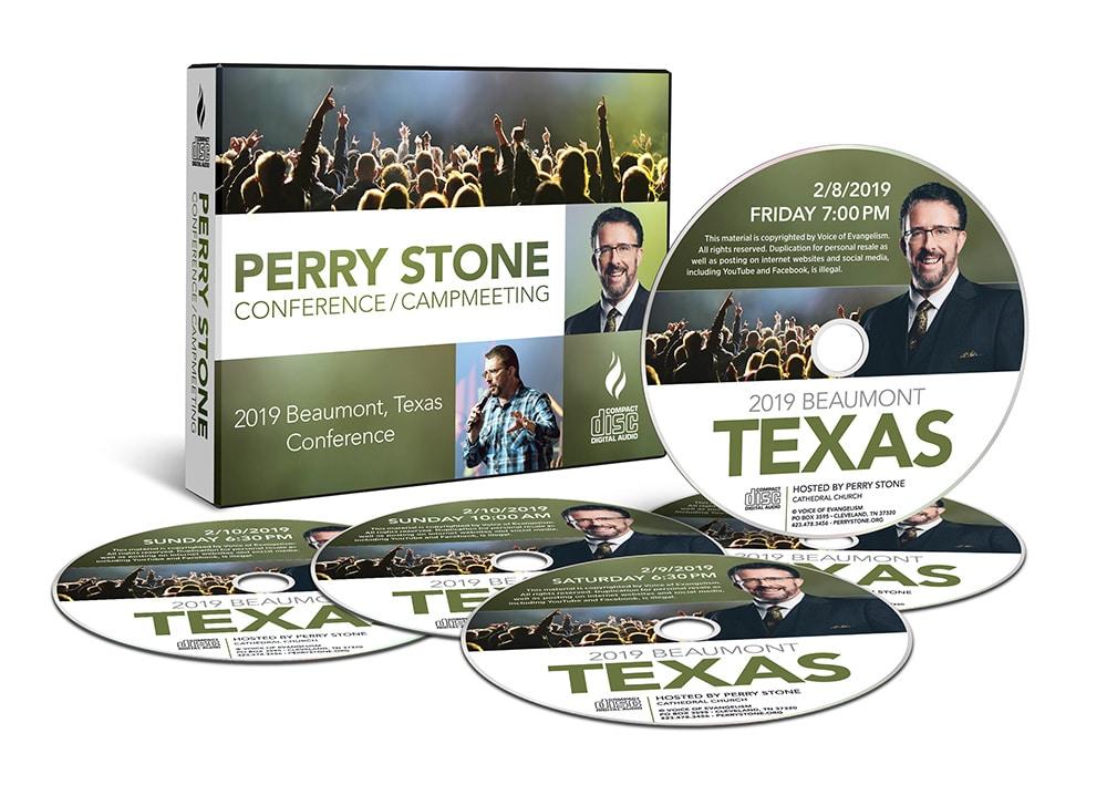 2019 Beaumont TX Conference CD Album