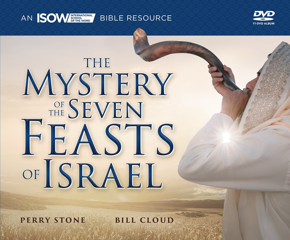 Mystery of the 7 Feasts of Israel DVD Pkg