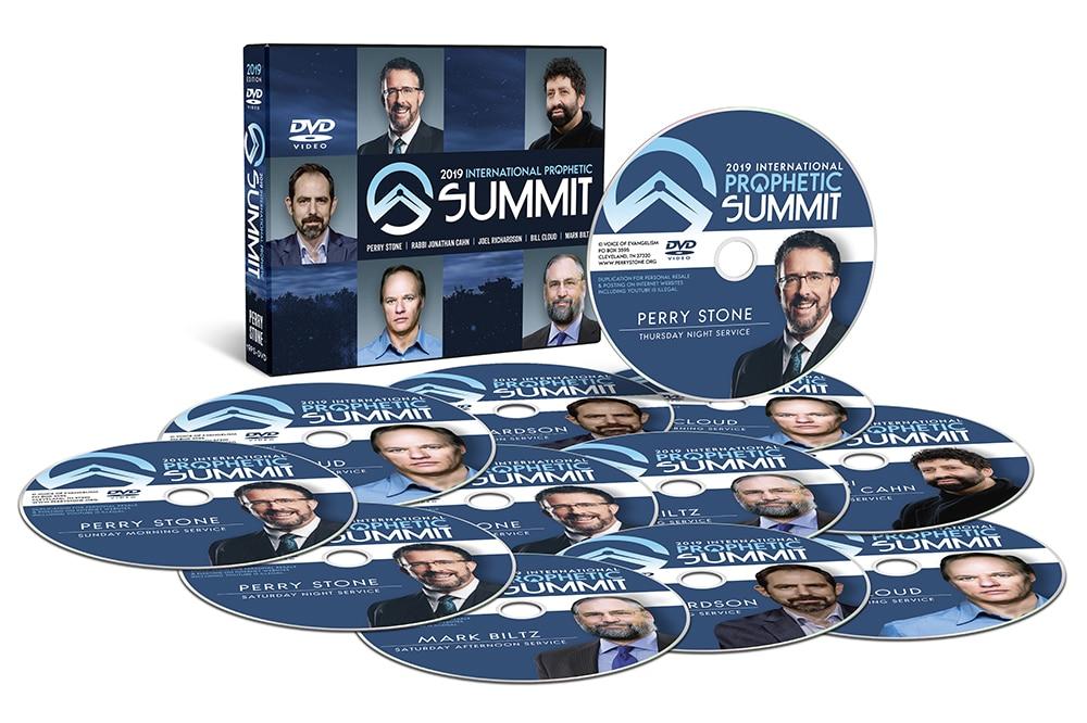 2019 Prophetic Summit Conference DVD Album