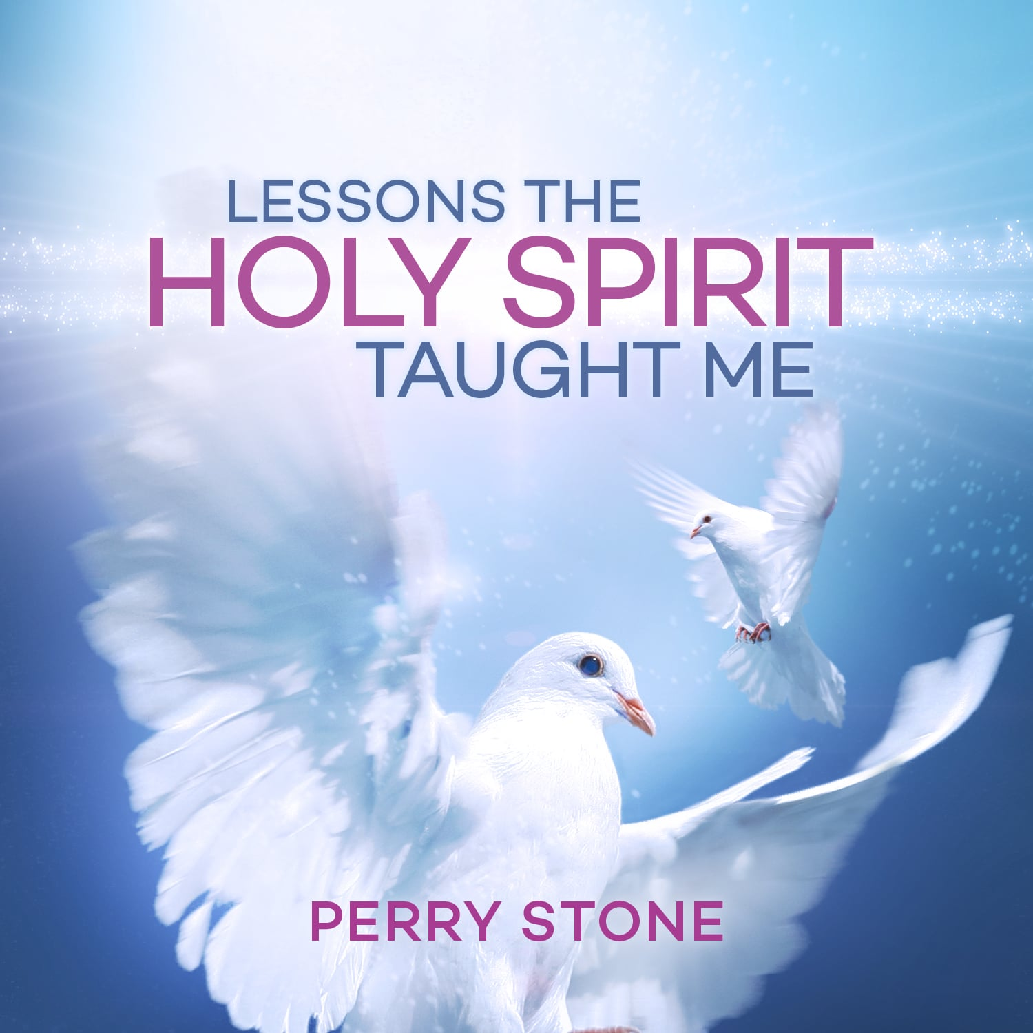 Lessons The Holy Spirit Taught Me - Download