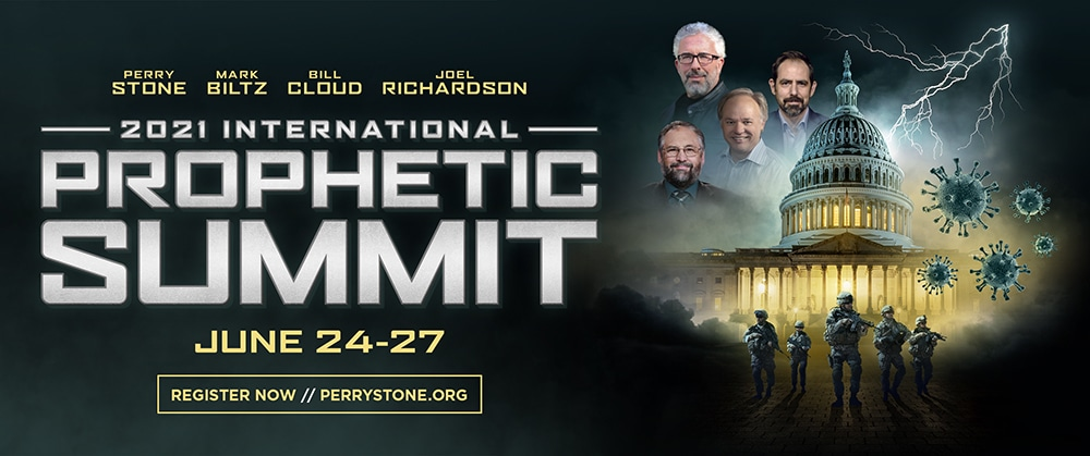 Perry Stone - 2021 Prophetic Summit