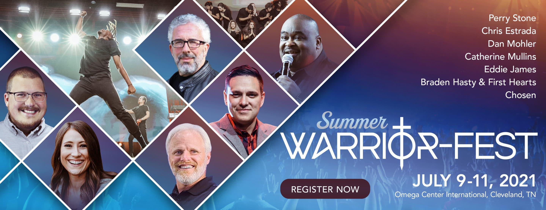 2021 Summer Warrior-Fest – Website Banner Updated
